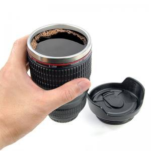Creative Travel Camera Lens Mug &Co..