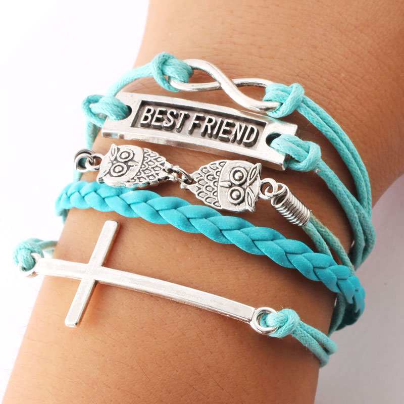 Best Friends. If your friends are more like sisters, show how close you are with best friend gifts & jewelry from Claire's! We have such a fun selection for you and your best friends to share, such as cute pins for your jackets, to necklaces that you can tuck into or over your shirts the list is endless!